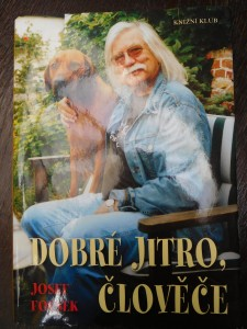 náhled knihy - Dobré jitro, člověče : (autorovy úvahy z nedělních Dobrých jiter ČRo2 Praha)
