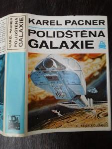 náhled knihy - Kosmická budoucnost lidstva. Svazek druhý, Polidštěná galaxie