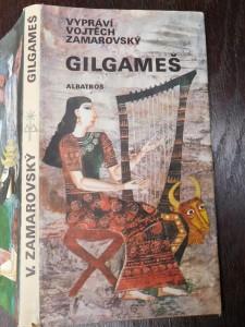 náhled knihy - Gilgameš : pro čtenáře od 12 let