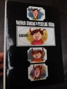 náhled knihy - Pekelná třída : pro čtenáře od 9 let