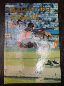 náhled knihy - Zlatá kniha rekordů
