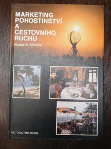 náhled knihy - Marketing pohostinství a cestovního ruchu