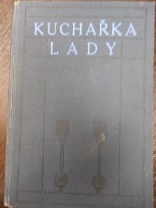 náhled knihy - Kuchařka Lady