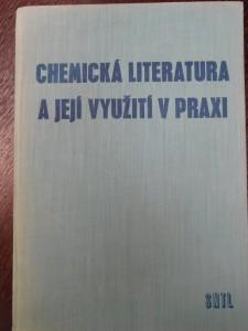 náhled knihy - Chemická literatura a její využití v praxi