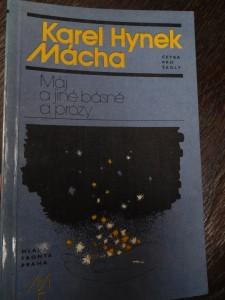 náhled knihy - Máj a jiné básně a prózy