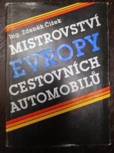 náhled knihy - Mistrovství Evropy cestovních automobilů