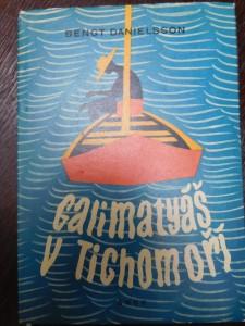 náhled knihy - Galimatyáš v Tichomoří