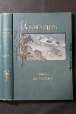 náhled knihy - Aus den Alpen. Band II. Die Ostalpen