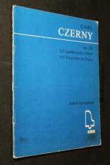 náhled knihy - Czerny Op. 261. 125 pasážových cvičení