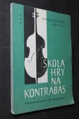 náhled knihy - Škola hry na kontrabas