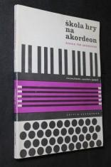 náhled knihy - Škola hry na akordeon