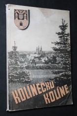 náhled knihy - Kolín, město dobré obchodní a průmyslové tradice