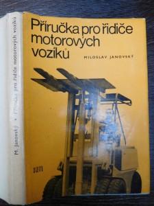 náhled knihy - Příručka pro řidiče motorových vozíků