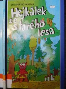 náhled knihy - Hejkálek ze starého lesa