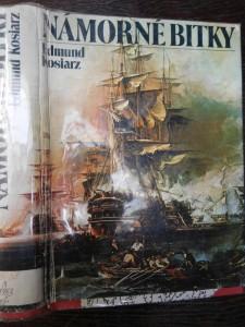 náhled knihy - Námorné bitky