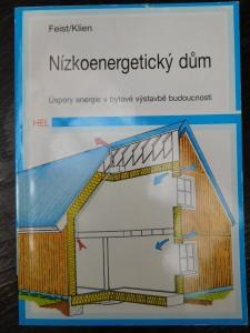 náhled knihy - Nízkoenergetický dům : úspory energie v bytové výstavbě budoucnosti