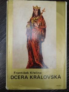 náhled knihy - Dcera královská blahoslavená Anežka Česká