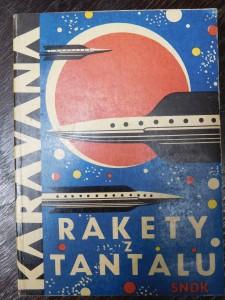 náhled knihy - Rakety z Tantalu : 10 pol. vědecko-fantastických povídek