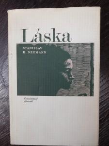 náhled knihy - Láska : lyrické intermezzo 1925-1932
