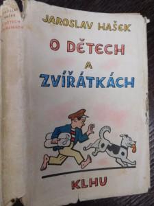 náhled knihy - O dětech a zvířátkách