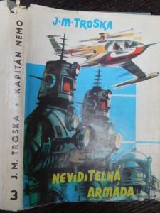 náhled knihy - Kapitán Nemo. 3, Neviditelná armáda