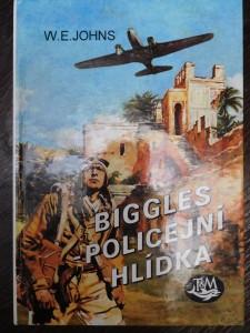 náhled knihy - Biggles - policejní hlídka