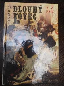 náhled knihy - Dlouhý lovec : dobrodružství u Indiánů Kaďuveů