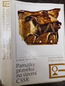 náhled knihy - Památky pravěku na území ČSSR : od lovců mamutů ke státu Přemyslovců