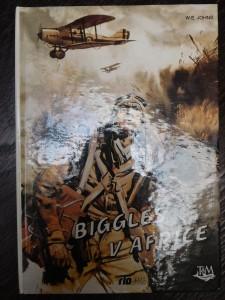 náhled knihy - Biggles v Africe