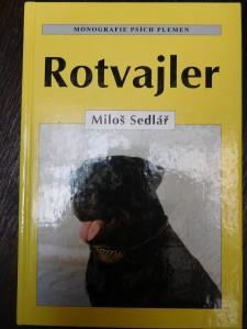 náhled knihy - Rotvajler