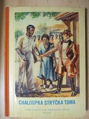 náhled knihy - Chaloupka strýčka Toma