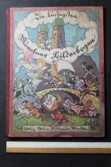 náhled knihy - Ein lustiger Münchener Bilderbogen
