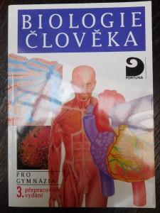 náhled knihy - Biologie člověka