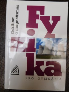 náhled knihy - Fyzika pro gymnázia- Elektřina a magnetismus