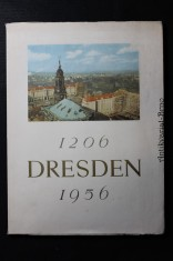 náhled knihy - Dresden 1206 - 1956