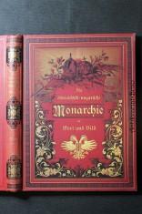 náhled knihy - Die österreichisch-ungarische Monarchie in Wort und Bild