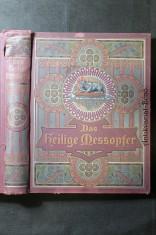 náhled knihy - Das Heilige Messopfer in seinen Geheimnissen und Wundern