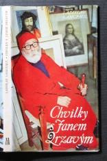 náhled knihy - Chvilky s Janem Zrzavým