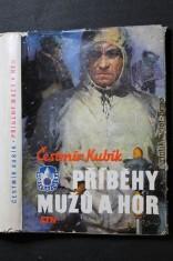 náhled knihy - Příběhy mužů a hor