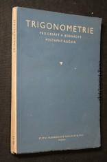 náhled knihy - Trigonometrie