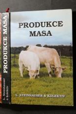 náhled knihy - Produkce masa