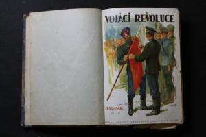 náhled knihy - Vojáci revoluce : vzpomínky jednoho z mnohých. Část prvá, [Ze zajetí ke Zborovu]