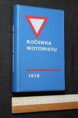 náhled knihy - Ročenka motoristu 1978