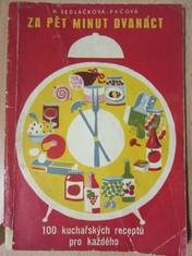 náhled knihy - Za pět minut dvanáct