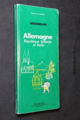 náhled knihy - Allemagne. République fédérale at Berlin