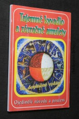 náhled knihy - Tajemné kyvadlo a zázračné amulety : ojedinělé návody a poučení