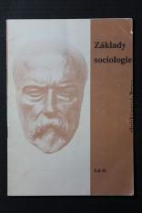 náhled knihy - Základy sociologie : učební text pro střední školy