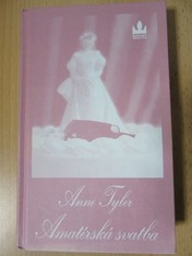 náhled knihy - Amatérská svatba