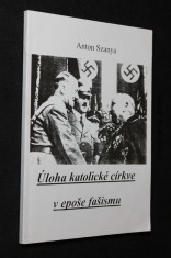 náhled knihy - Úloha katolické církve v epoše fašismu