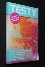 náhled knihy - Příprava na víceletá gymnázia : český jazyk, matematika, studijní předpoklady